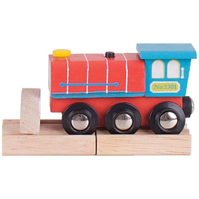 Choo Choo Sound Train - Bigjigs (£10.99)