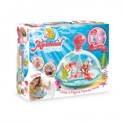 My Mermaid Lagoon - Coral (£16.99)