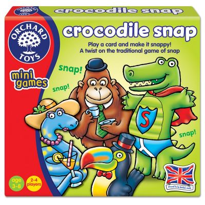Crocodile Snap - Mini Orchard Game (£4.99)