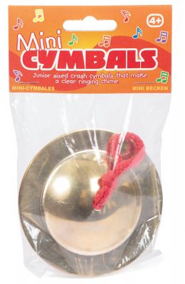 Image 1 of Mini Cymbals  (£5.99)