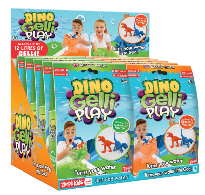 Dino Slime Play Volcanic Orange (£5.99)