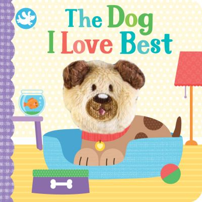 The Dog I Love Puppet Book (£4.99)