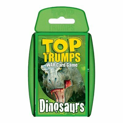 Dinosaur Top Trumps (£5.99)