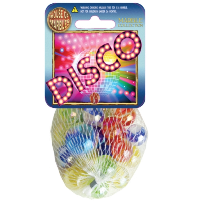 Disco Marbles (£1.99)