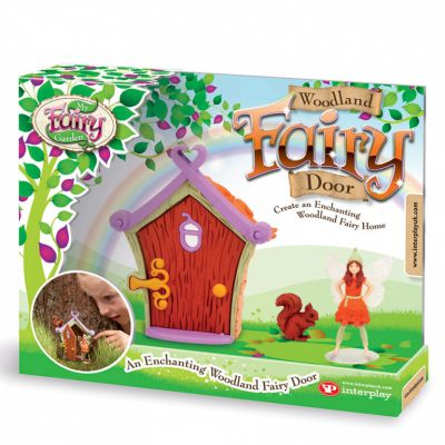 Woodland Fairy Door - My Fairy Garden (£10.99)