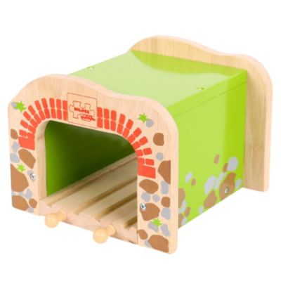 Double Tunnel  - Bigjigs Toys (£12.99)