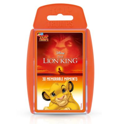 Top Trumps Lion King (£5.99)