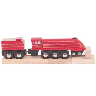 Heritage Collection Duchess of Hamilton - Bigjigs Rail (£13.99)