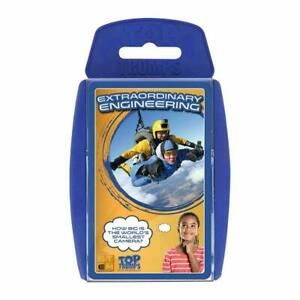 Extraordinary Engineering Top Trumps (£5.99)