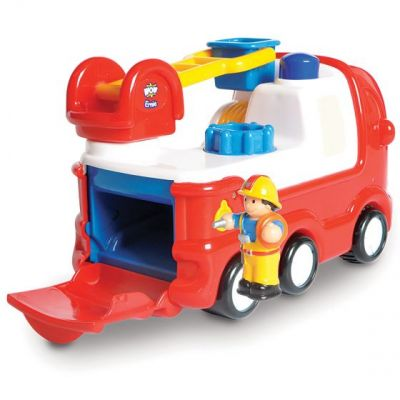 Image 4 of Ernie Fire Engine - Wow (£21.99)