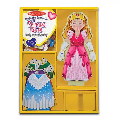 Princess Elise Magnetic Dress Up - Melissa and Doug (£12.99)