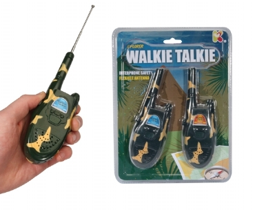 Exlorer Walkie Talkie (£9.99)