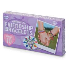 Make Your Own Friendship Bracelets (£4.99)