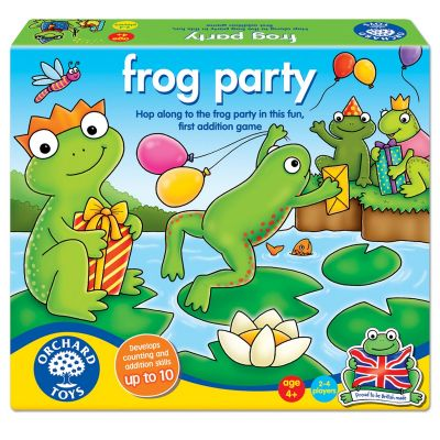 Image 1 of Frog Party (£10.99)