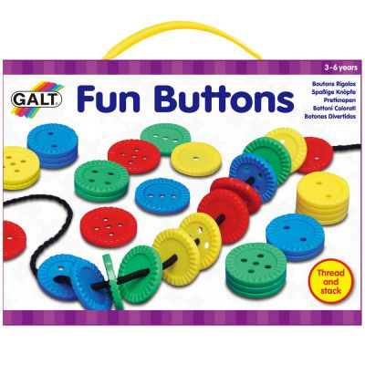 Image 1 of Fun Buttons - Galt (£7.99)
