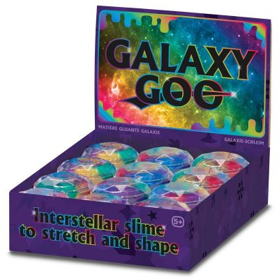 Galaxy Goo Gemstone Putty (£1.50)