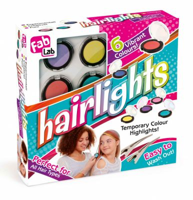 Fab Lab Hairlights was £11.99 (£9.99)