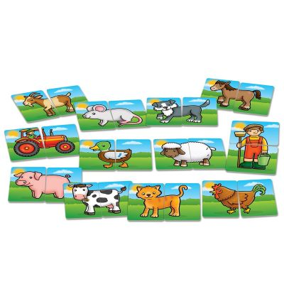 Image 2 of Farmyard Heads and Tails  (£8.99)