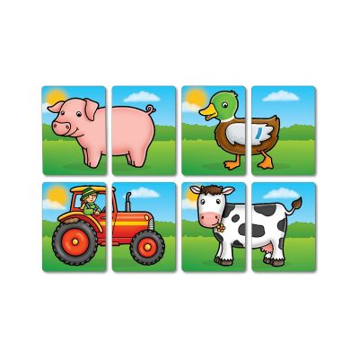Image 3 of Farmyard Heads and Tails  (£8.99)