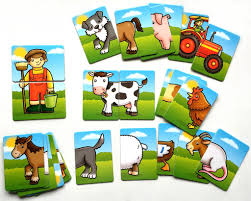 Image 2 of Farmyard Heads and Tails Orchard Toys (£8.99)