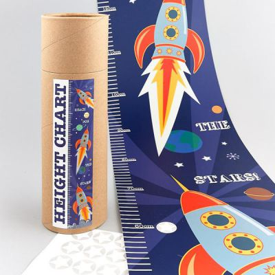 Space Height Chart - Floss and Rock was £7.99 now £5.99 (£5.99)