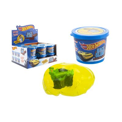 Image 2 of Hot Wheels Slime With Mini Car  (£1.99)