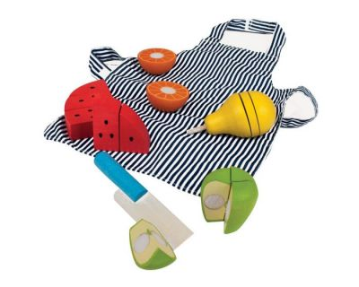 Cutting Fruit Chef's Set - Bigjigs (£17.99)