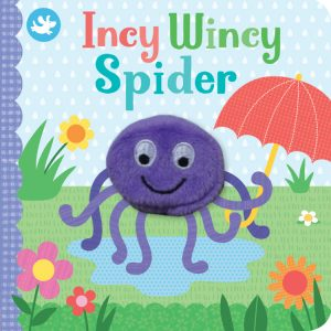 Incy Wincy Spider Puppet Book (£4.99)