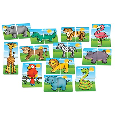 Image 2 of Jungle Heads and Tails  (£8.99)