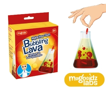 Make Your Own BubblingLava (£4.25)