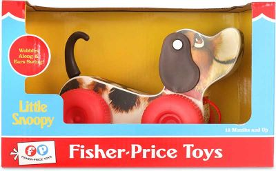 Fisher Price Snoopy (£14.99)
