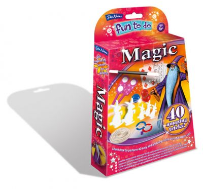 Magic 40 Amazing Tricks - John Adams (£6.99)