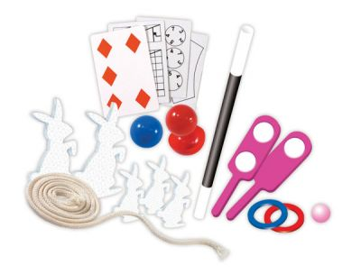 Image 2 of Magic 40 Amazing Tricks - John Adams  (£6.99)