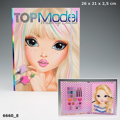 Top Model Make Up Studio -  Depesche (£12.50)