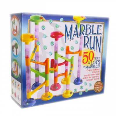 Marble Run 50 Piece - House of Marbles (£18.99)