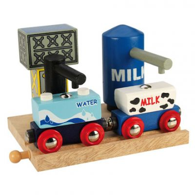 Milk & Water Depot - Bigjigs Rail Bjt187 (£8.99)