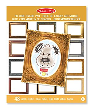 Picture Frame Pad - Melissa and Doug (£5.75)