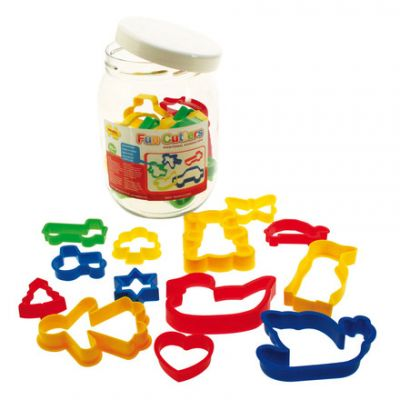 Fun Cutters - Bigjigs Toys (£5.99)