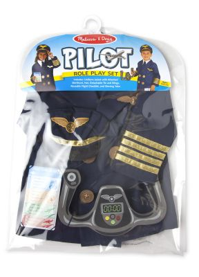 Pilot Role Play Costume - Melissa and Doug (£19.99)