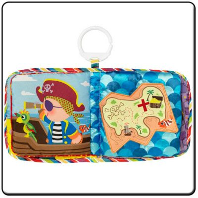 Yo Ho Horace soft book - Lamaze (£9.99)