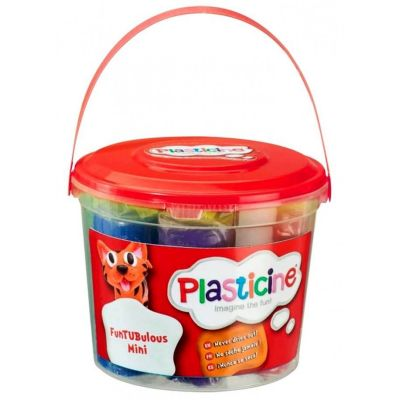 Plasticine Mini Bucket (£4.99)