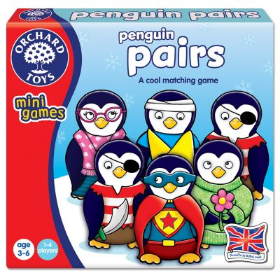 Penguin Pairs Mini Orchard Game (£4.99)