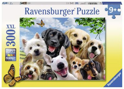 Ravensburger 300 Piece Puppy Puzzle (£9.99)