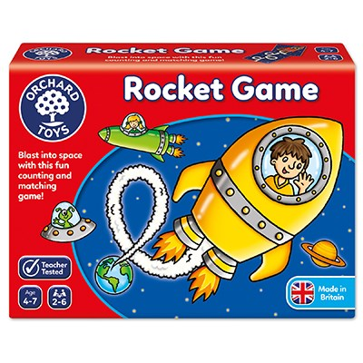 Rocket Game - Orchard Toys (£8.99)