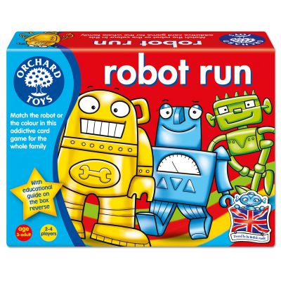 Robot Run Orchard Toys Game (£8.99)