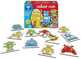 Image 2 of Robot Run Orchard Toys Game (£8.99)