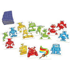 Image 2 of Robot Run - Orchard Toys  (£8.99)