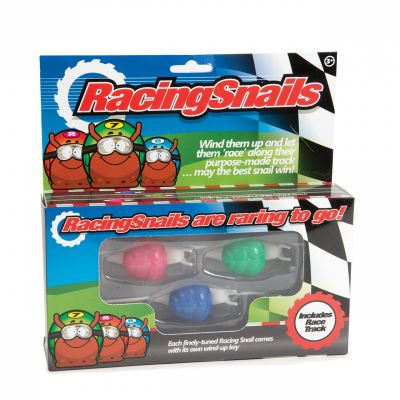 Image 1 of Racing Snails  (£5.99)