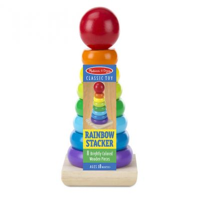 Rainbow Stacker Classic Toy (£6.99)