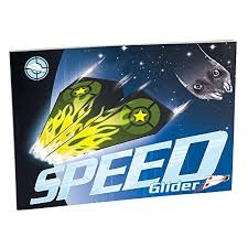 Speed Glider Book - Depesche (£7.25)